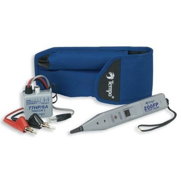 Lowes Tone Generator Electrical Wire Tracer Electrical: Tempo 801K Tone And Probe Kit
