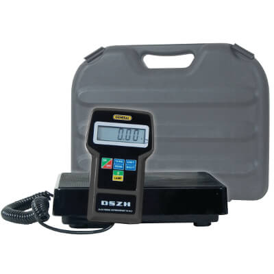General Tools Refrigerant Charging Scale