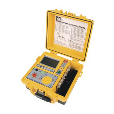 Ideal Industries Ground Resistance Tester