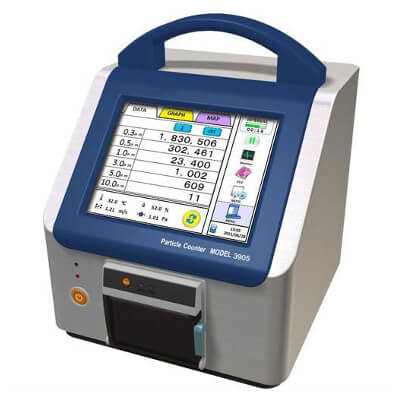 Kanomax Particle Counter