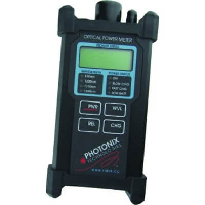 Photonix Fiber Optic Power Meter
