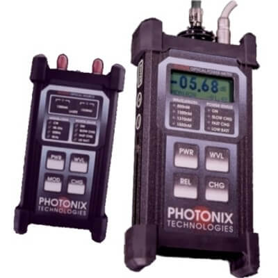 Photonix Fiber Optic Test Set