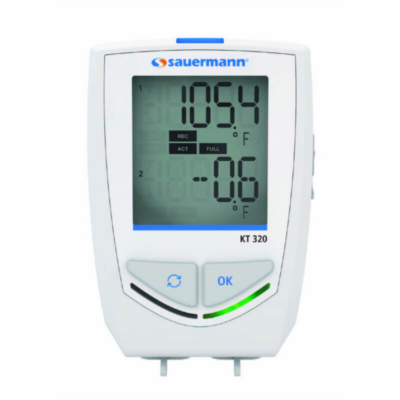 Sauermann Temperature and Humidity Data Logger