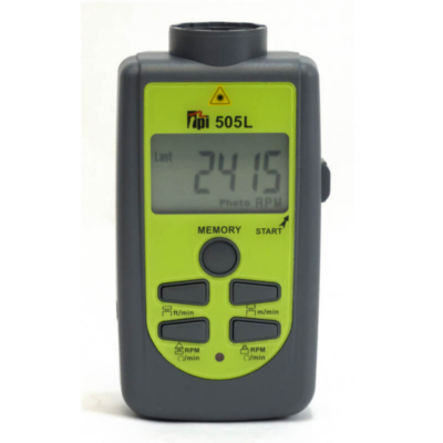 TPI Tachometer and Phase Rotation Meters