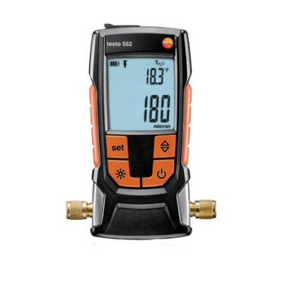 Testo Electronic Micron Gauges