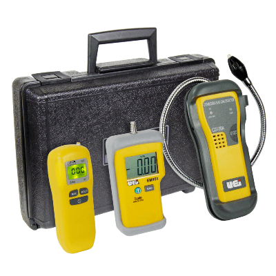 UEi Instruments Pressure Manometers