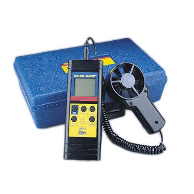 Yellow Jacket Air Velocity Meter