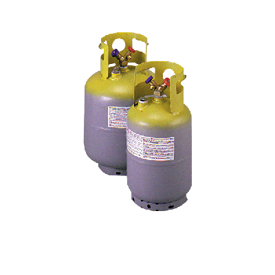 Yellow Jacket Refrigerant Recovery Cylinders