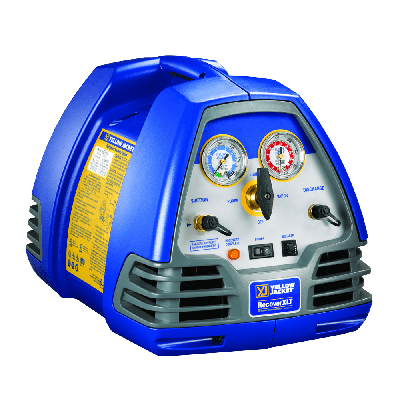 Yellow Jacket Refrigerant Recovery Machines