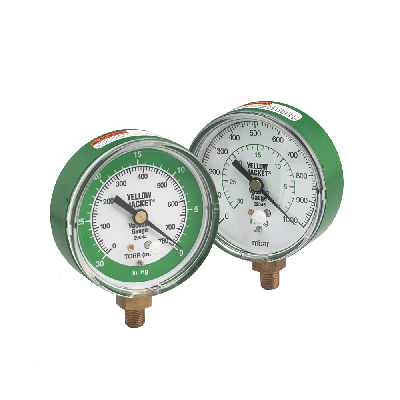 Yellow Jacket Vacuum Gauges