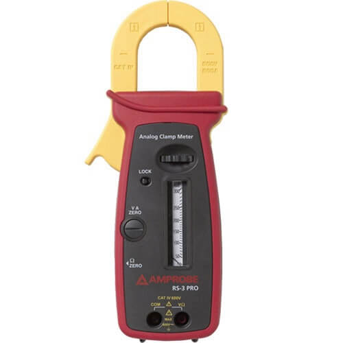 Clamp Meter Analog