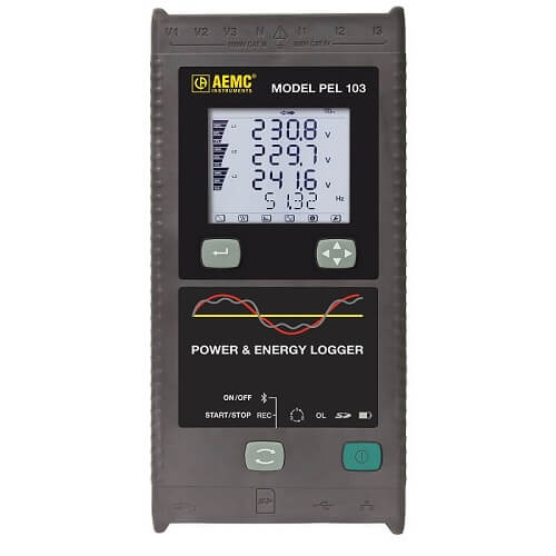 Power Energy Logger