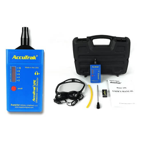 Ultrasonic Gas Leak Detector