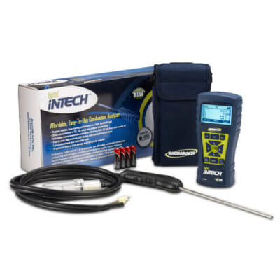 Bacharach 24-8510 Fyrite InTech Combustion Analyzer in Soft Case