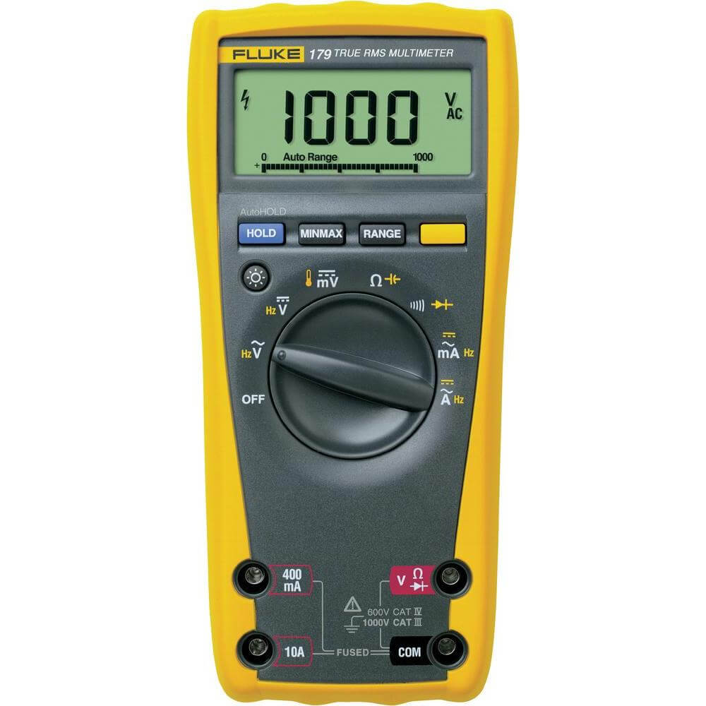 Fluke 179 TRMS Precision Digital Multimeter