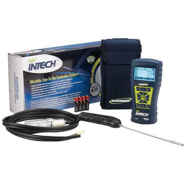 Bacharach 24-8523 Fyrite InTech Combustion Analyzer Basic Kit