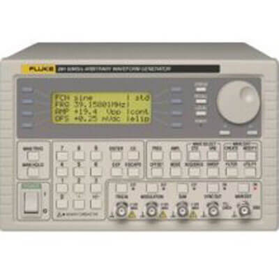 Fluke 291-U 1 Channel 100 MS/S Generator for Arbitrary Waveforms