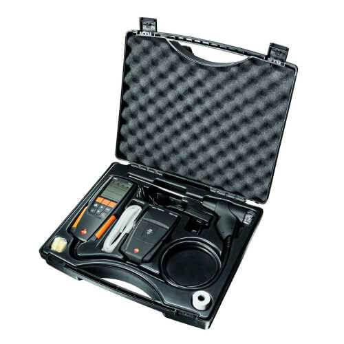 Testo 310 Kit Combustion Analyzer Portable with Printer 0563 3110