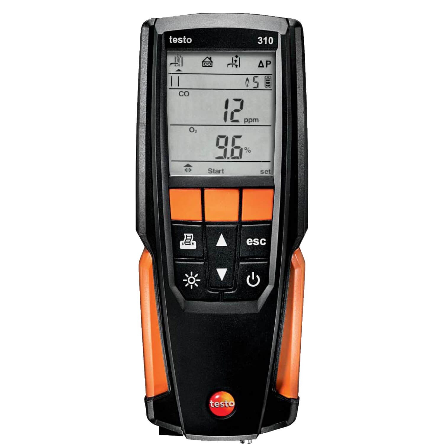 Testo 310 Combustion Analyzer for Residential Applications (Free 2nd Day Shipping)