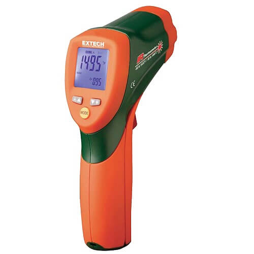 Extech 42509 IR Thermometer with Dual Laser Targeting