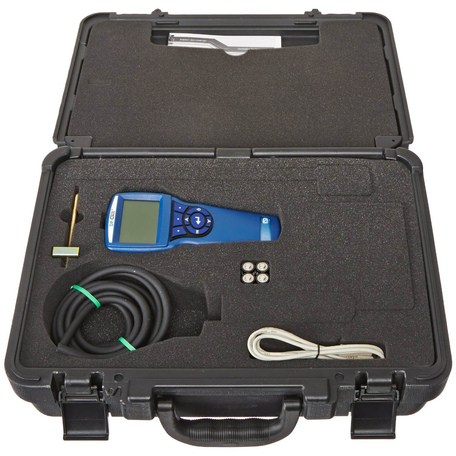 TSI 5825 DP-Calc Digital Handheld Micromanometer