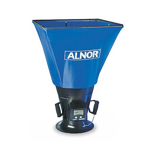 Alnor 6200F LoFlo Balometer Air Volume Capture Hood