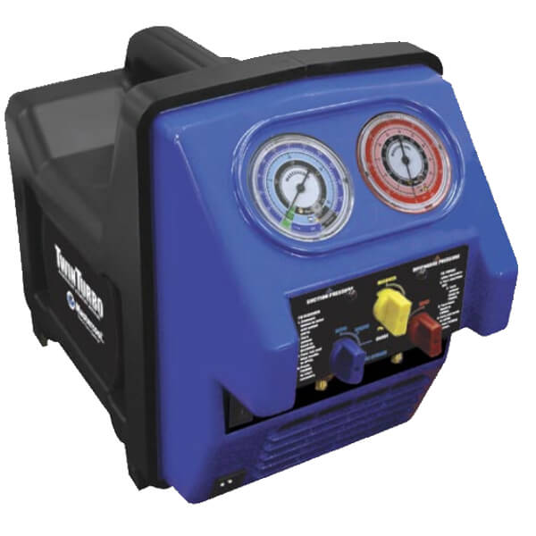 Mastercool 69300 Twin Turbo HVAC Refrigerant Recovery Machine