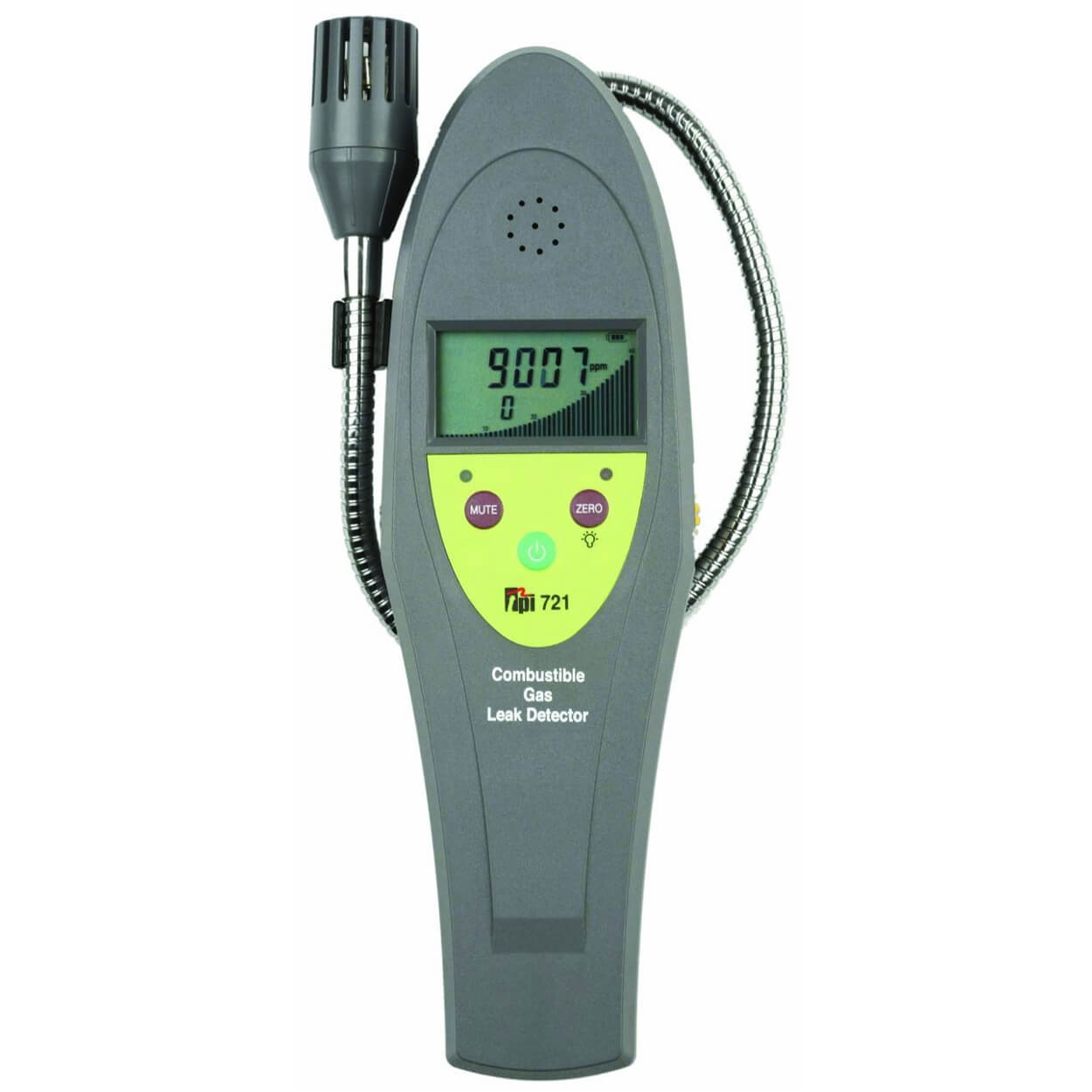 TPI 721 Handheld Combustible Gas Detector