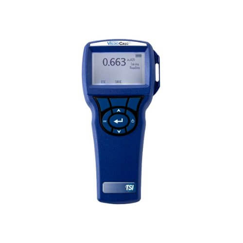 TSI 7545 IAQ-Calc Air Quality and Environmental Conditions Tester