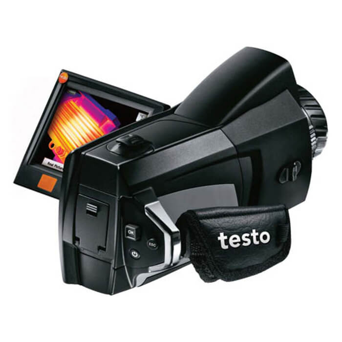 Testo 885-1 Thermal Imager Camera with Voice Recording