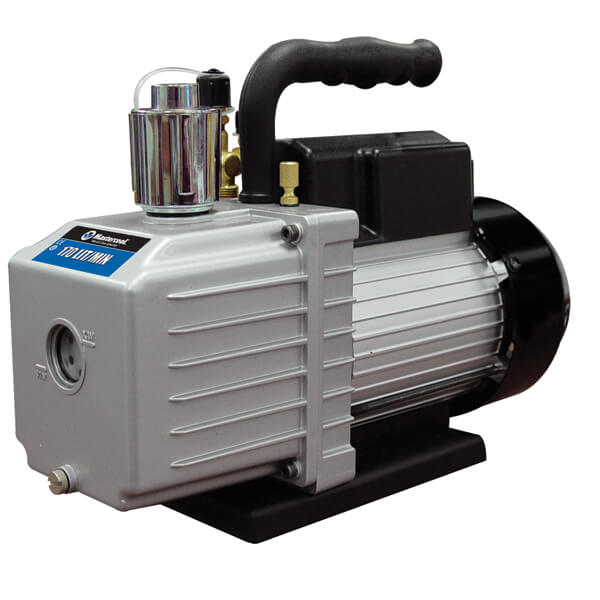 Mastercool 90066-B 6 CFM Single Stage Vacuum Pump