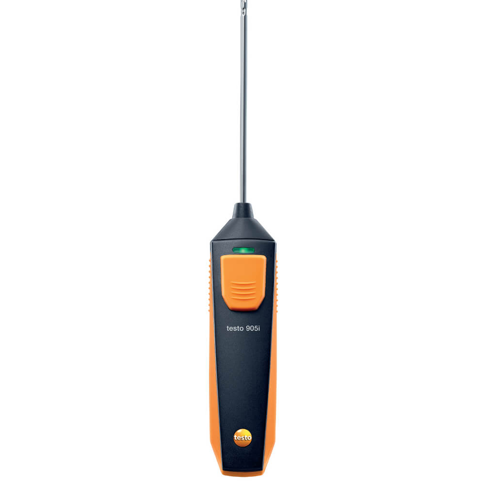 Testo 905i Wireless Thermometer for Smart Probes App