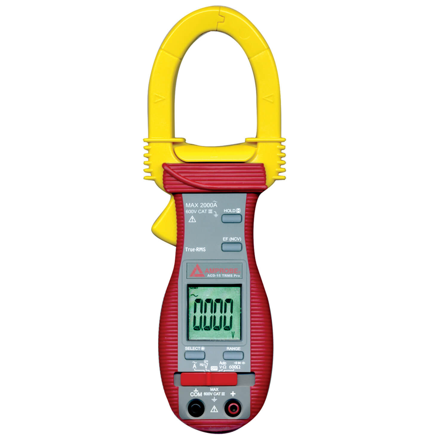 Amprobe ACD-15 Pro Digital Clamp Multimeter 2000A