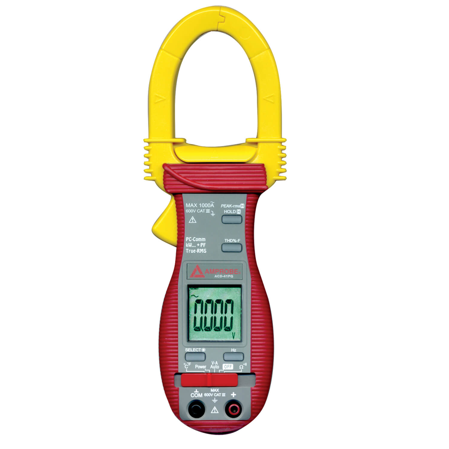 Amprobe ACD-41PQ Clamp-on Power Quality Meter