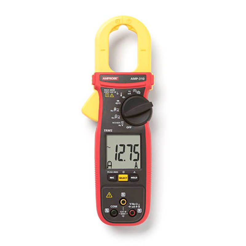 The Best Hvac Clamp Meter : Amprobe amp trms clamp meter for hvac applications