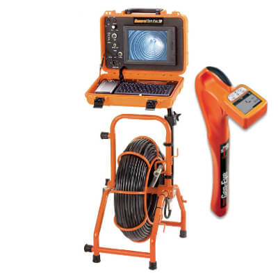 Gen-Eye SDN Mini C-M-SDN-B Video Inspection System with GL-100 Locator