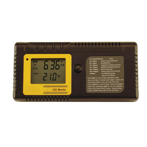 General Tools CDM1060 Digital Indoor Air Quality Meter