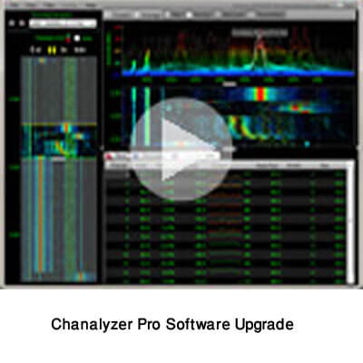 Metageek CHANPRO Chanalayzer Pro Software Upgrade CD for Wi-Fi Reports