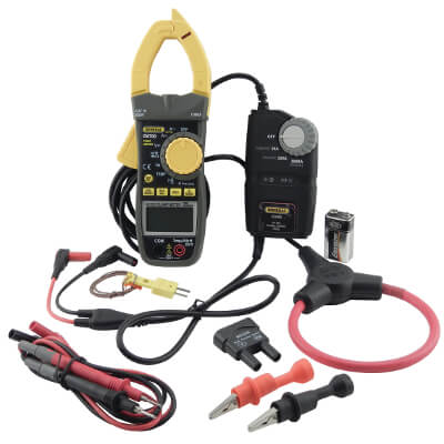 General Tools CK700-FX Test Kit for Electricians