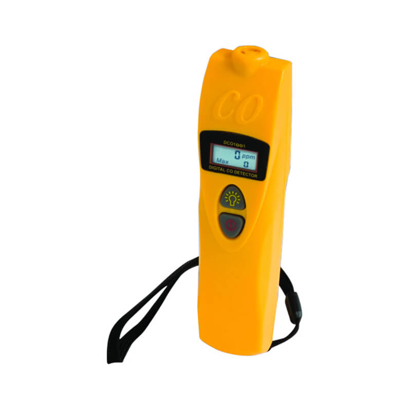 General Tools DCO1001 Digital Carbon Monoxide Meter