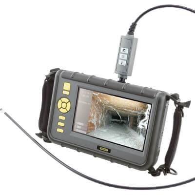 General Tools DCS2000 Professional Video Borescope Inspection Camera