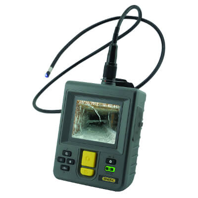 General Tools DCS800 Compact Performance Video Borescope System