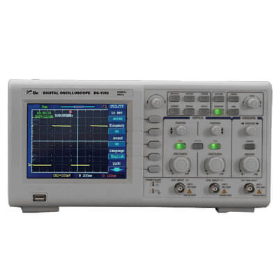 UniSource DS-1100 Digital Oscilloscope Bench