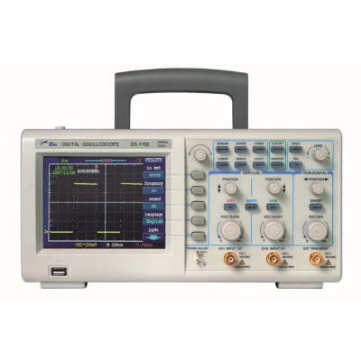 UniSource DS-1200 Digital Oscilloscope 200MHz