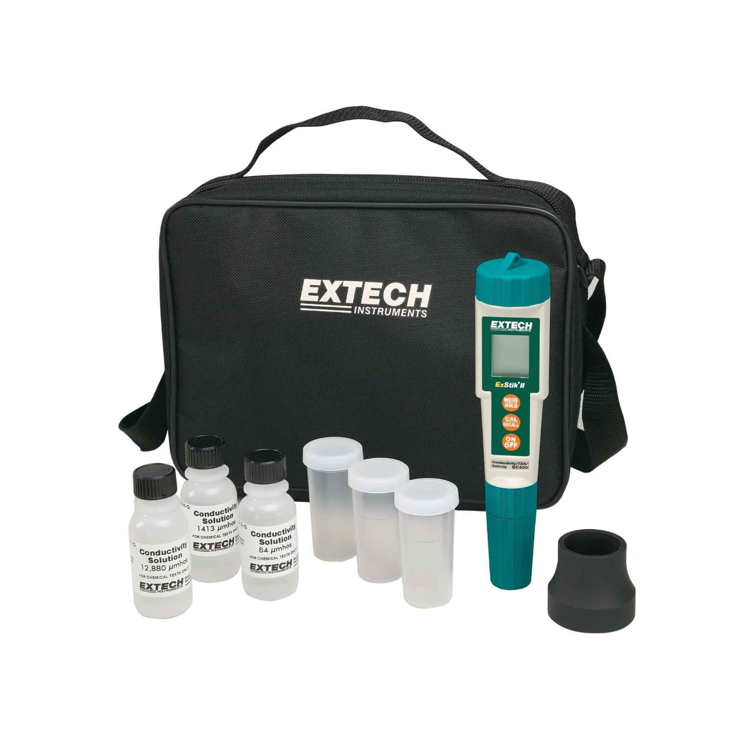 Extech EC410 Exstik Digital Handheld Conductivity Meter Kit