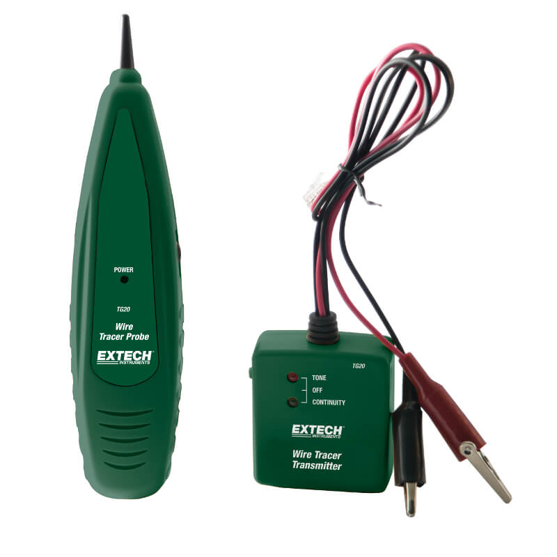 Extech TG20 Wire Tracer and Continuity Verifier