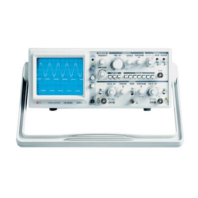 EZ Digital OS-5020G 20MHz Analog Oscilloscope and Function Generator