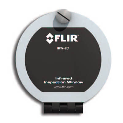 Flir IRW-4C InfraRed Window 4 inch