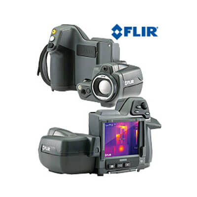 Flir T440 Thermal Imaging Camera with MSX Technology