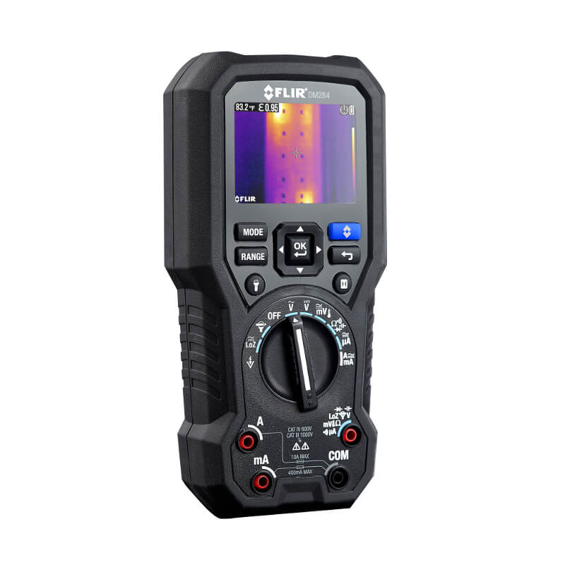 Flir DM284 Imaging Multimeter with IGM Infrared Camera